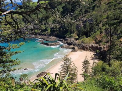 picture of Anson Bay, Norfolk Island