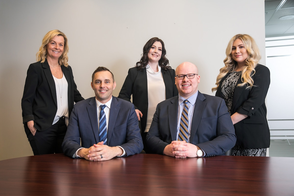 The Lawyers at West Legal in Calgary, Alberta