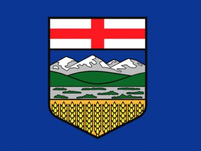 Alberta Provincial Flag