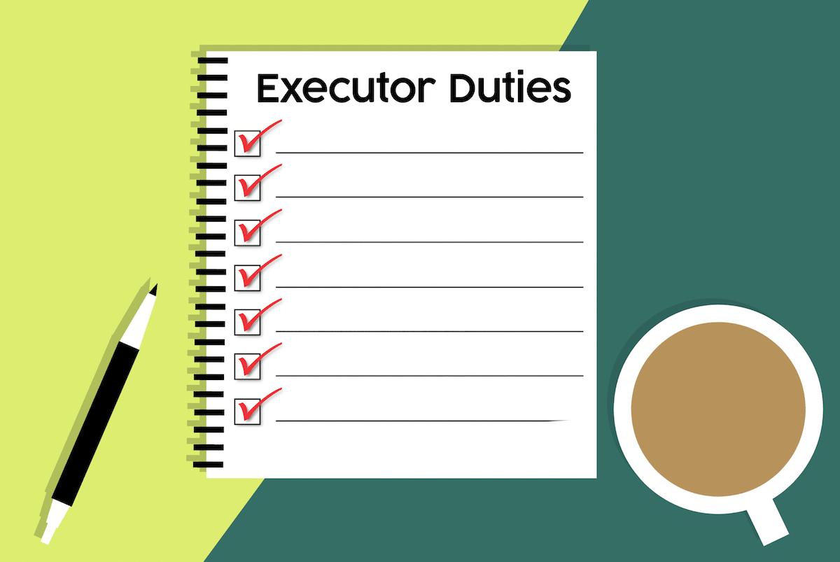 Alberta Executor (Personal Representative) Duties Checklist